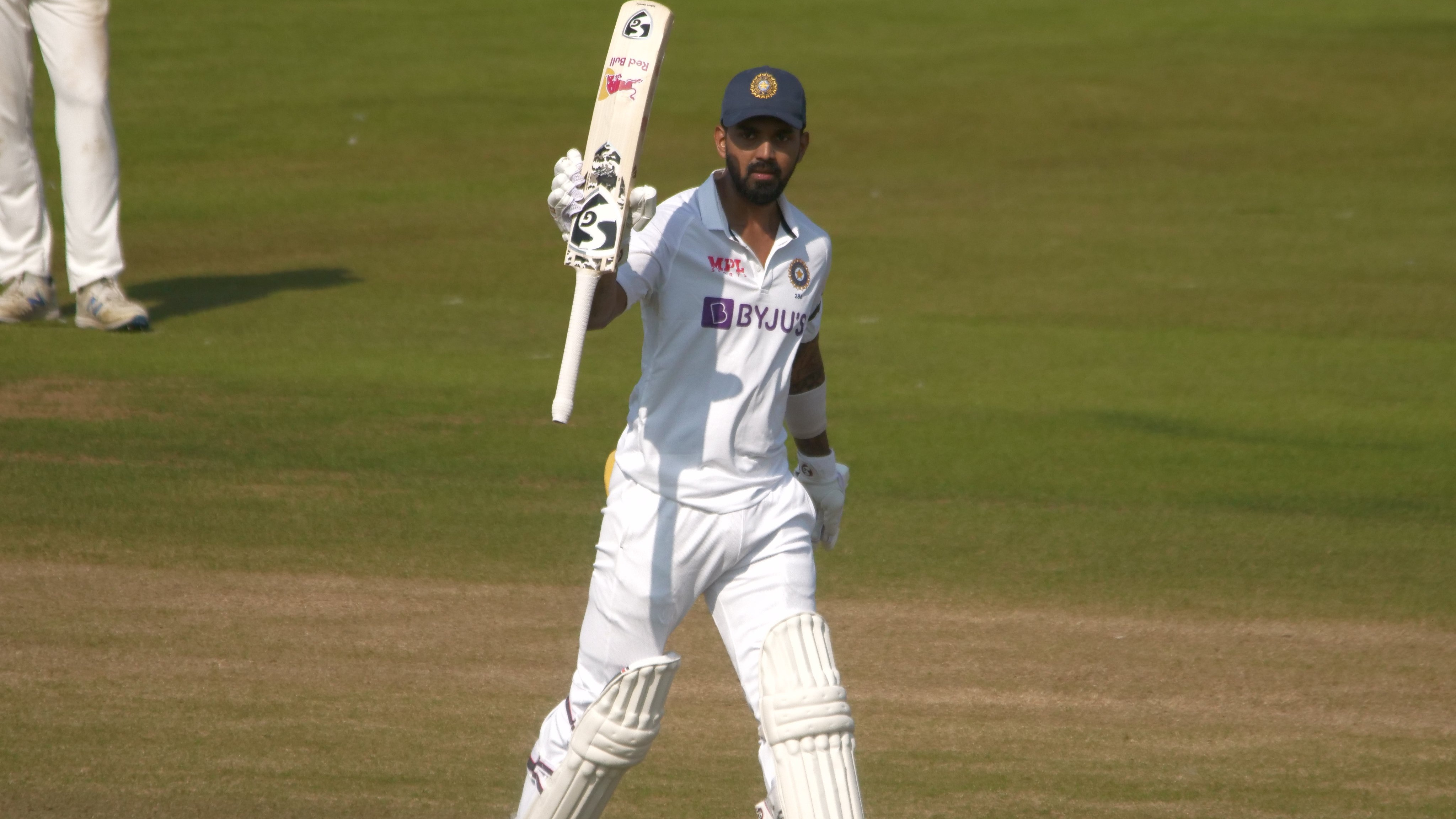 ENG v IND 2021: WATCH – KL Rahul slams century as Team India end Day 1 on 306/9 against County Select XI
