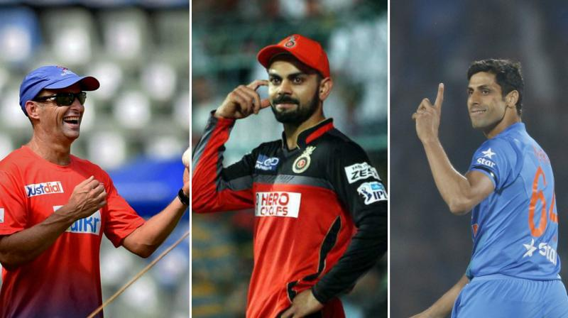 IPL 2018: Ashish Nehra and Gary Kirsten join Royal Challengers Bangalore coaching staff for upcoming season
