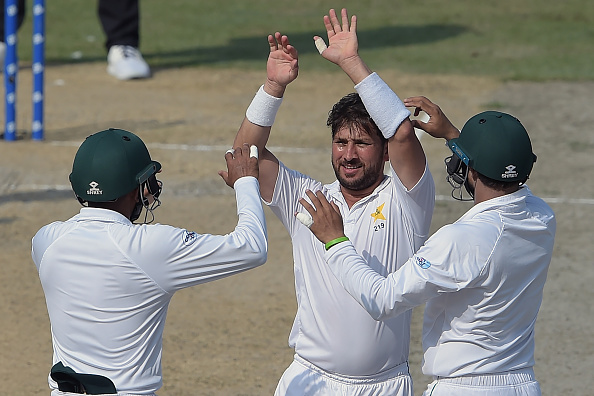 I have equaled Imran Khan and that's a big honour for me, says Yasir | Getty Images