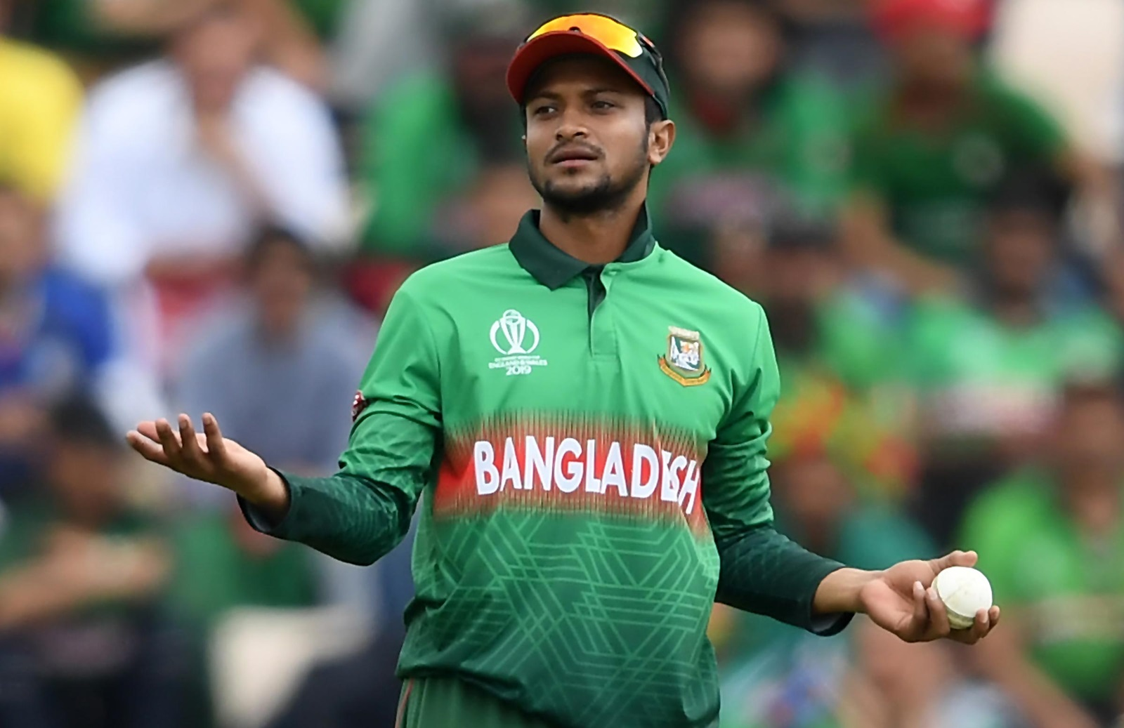 Shakib was handed a two-year ban last year as he failed to report multiple corrupt approaches | Getty