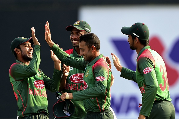 Bangladesh announced the 15-man squad for the T20I series against Windies | Getty Images