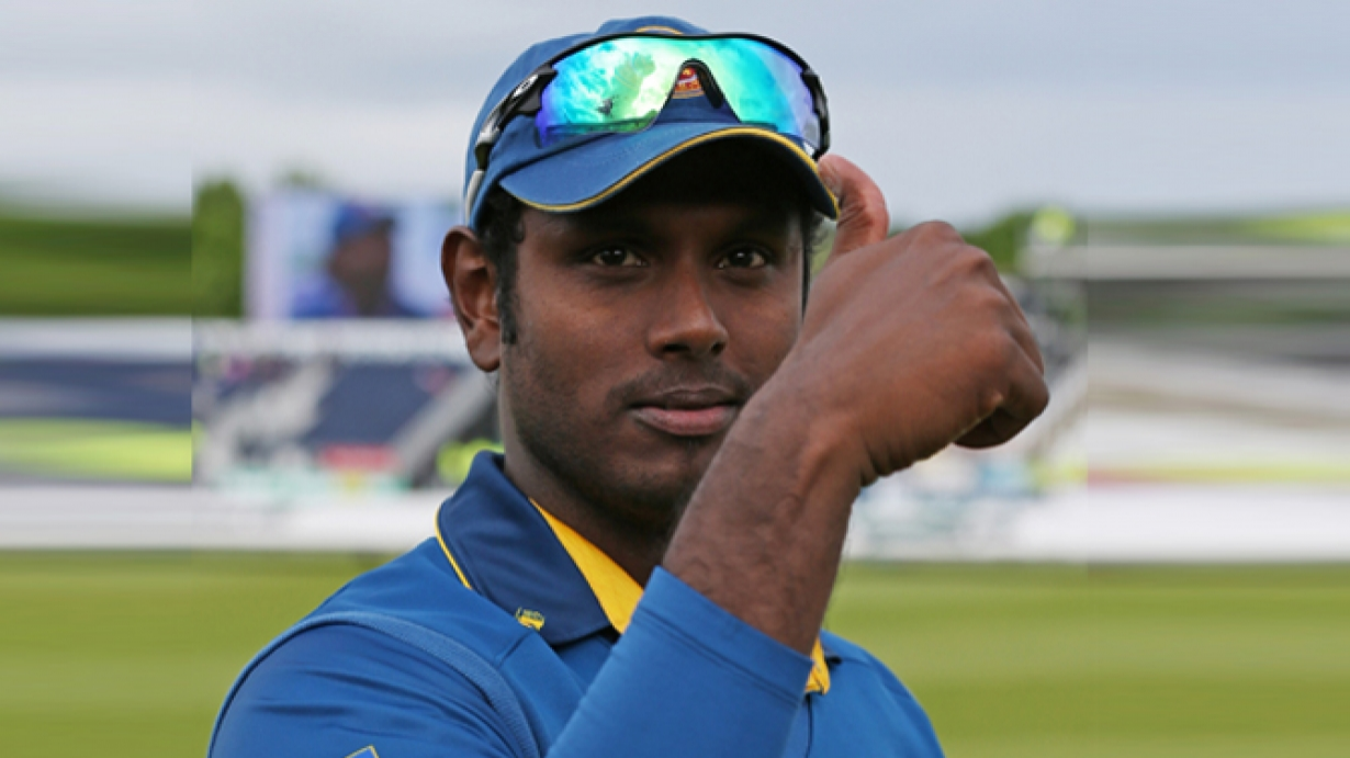 Angelo Mathews all set to make come back in  first-class cricket