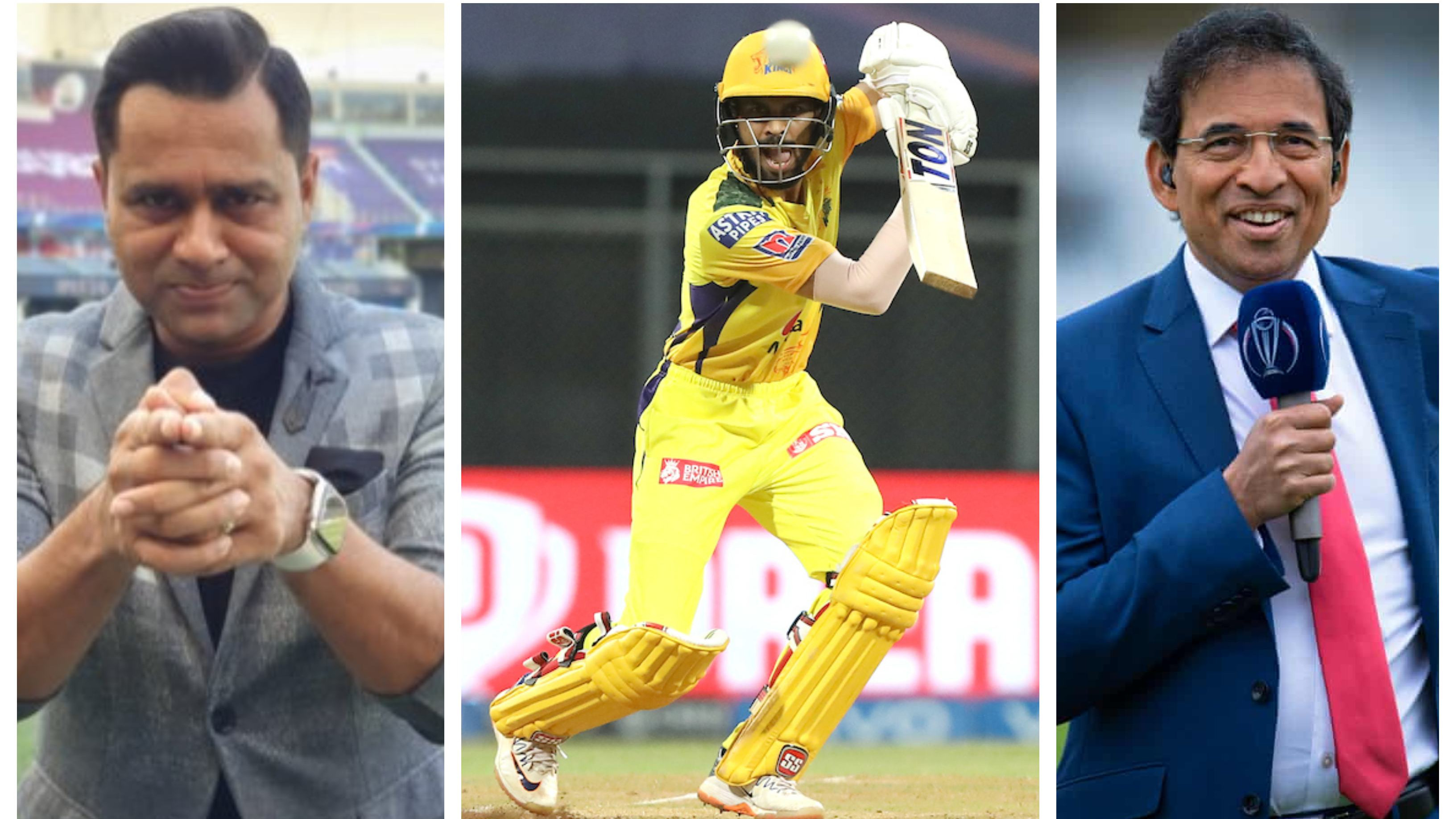 IPL 2021: Cricket fraternity reacts as Ruturaj Gaikwad slams 42-ball 64 to propel CSK to 220/3 against KKR