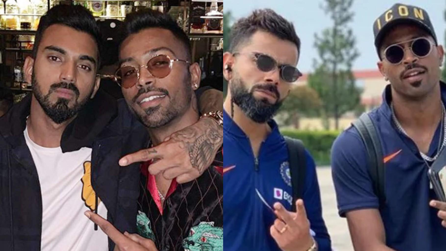 Team India members send wishes to Hardik Pandya on his 27th birthday