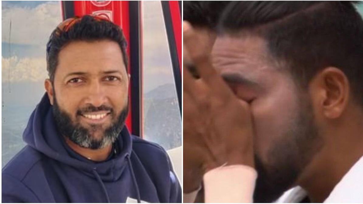 AUS v IND 2020-21: Jaffer quotes 'legend' Dhoni after Siraj gets emotional during national anthem