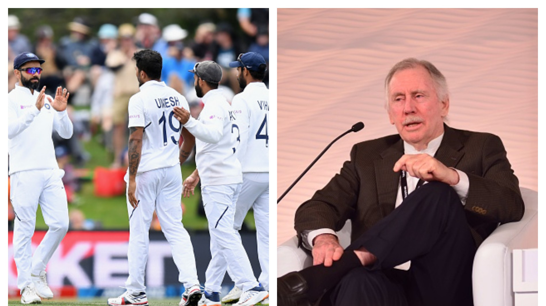 Ian Chappell says Indian team need larger squads to combat bio-bubble fatigue