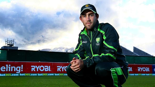 Maxwell has been dropped from the Australian ODI squad. (Getty)