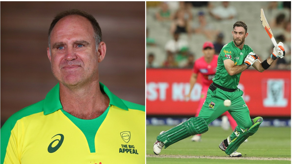 SA v AUS 2020: Hayden surprised with Stoinis' omission; hopes selectors will stick with Maxwell