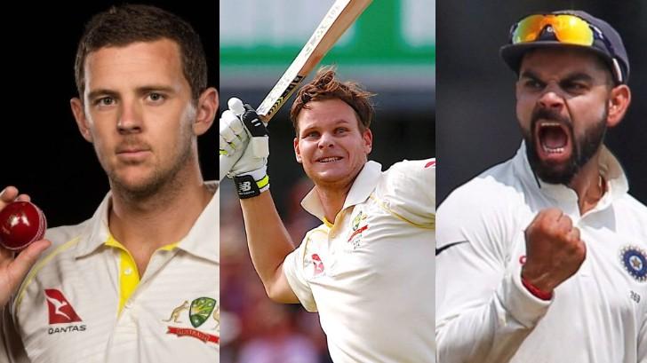Josh Hazlewood picks India-Australia Test XI; compares Australia-India rivalry to Ashes