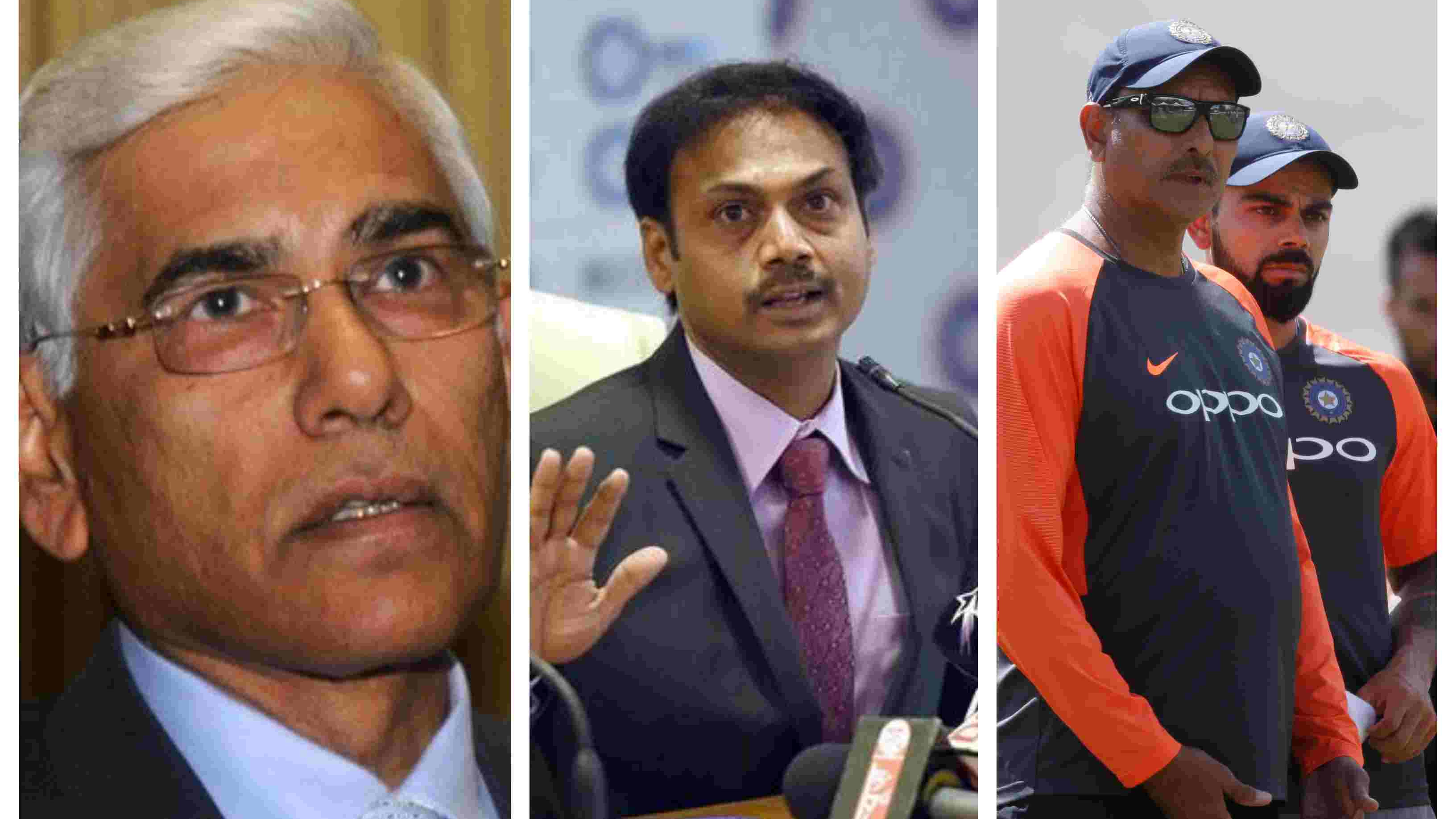 CoA, selectors and team management discuss 'communication issues' and 'Australia tour'
