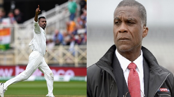ENG v IND 2018: Michael Holding clarifies criticism for Hardik Pandya, after the latter's all-around show at Trent Bridge