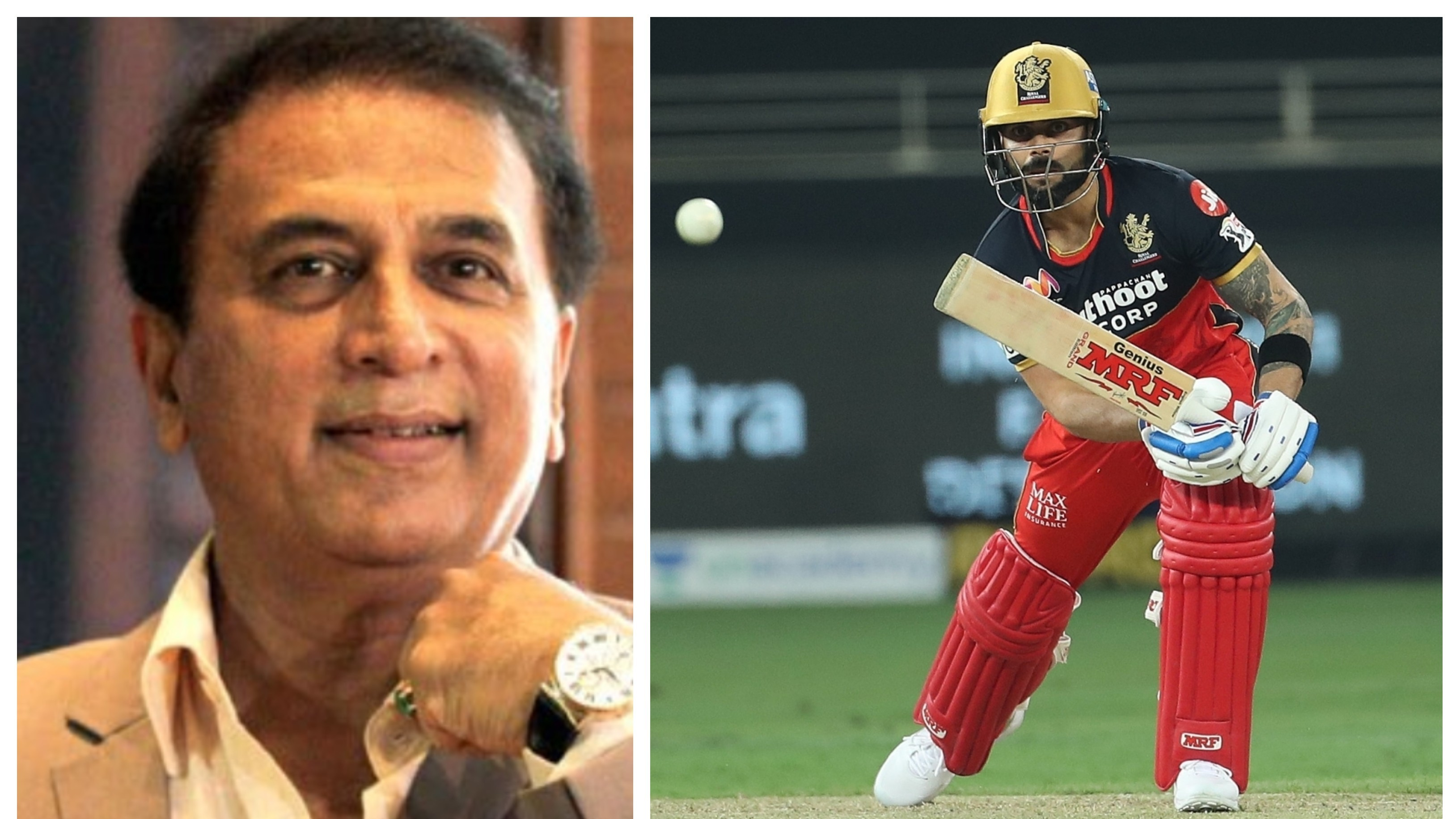 IPL 2020: Gavaskar reflects on RCB's campaign, says Kohli didn't match his own high standards with bat