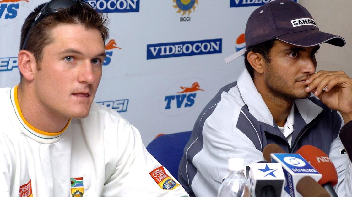 'If you poked Dada, you were going to get something back', Graeme Smith lauds Sourav Ganguly