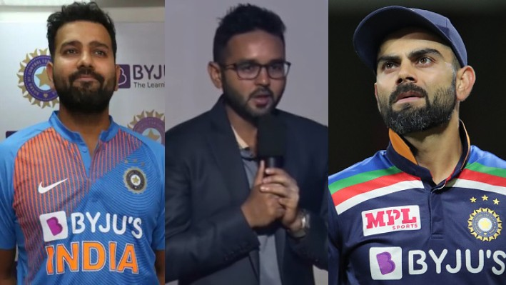Parthiv Patel feels Rohit Sharma should become India captain before 2021 T20 World Cup