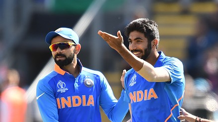 Jasprit Bumrah and Virat Kohli might be rested for the limited overs part of West Indies tour