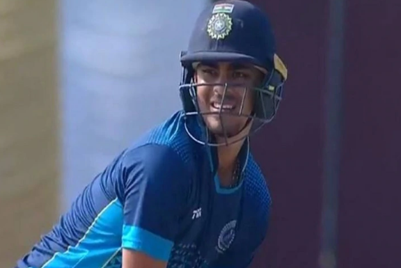 Ishan Kishan recently hit a record knock in Vijay Hazare Trophy | Twitter