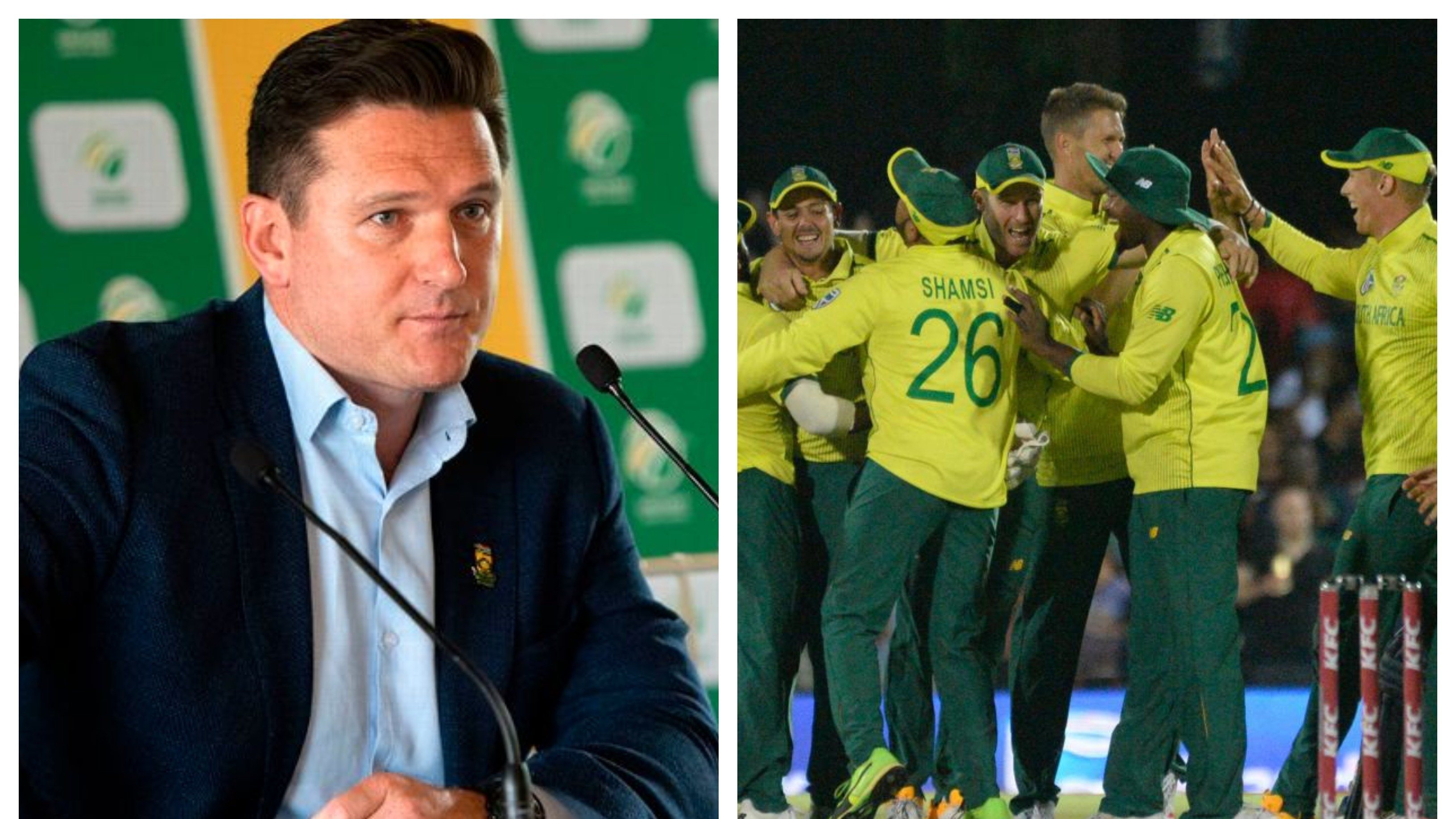 Graeme Smith confirms South Africa's tours to Sri Lanka, West Indies indefinitely postponed