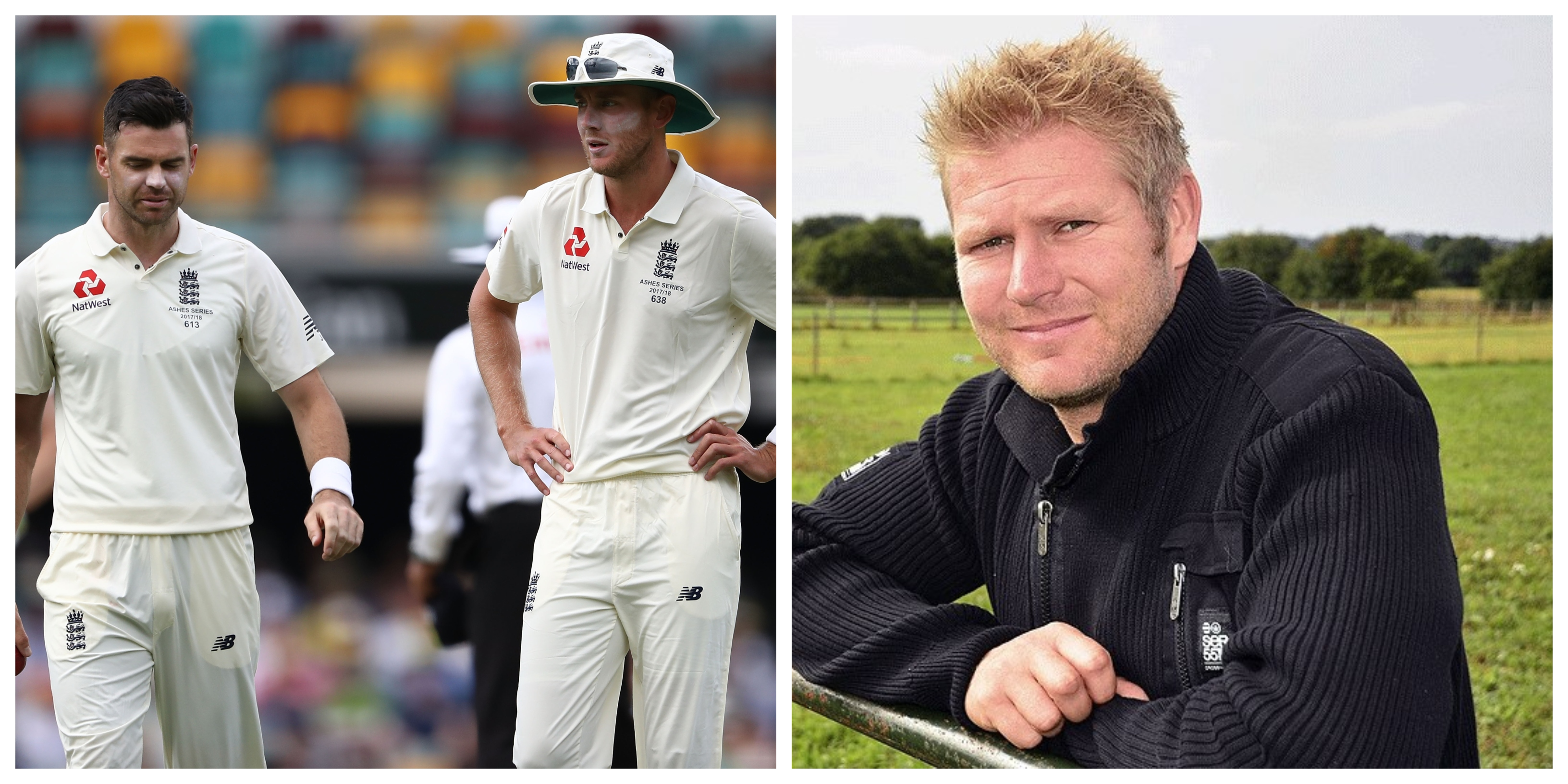 Matthew Hoggard believes England must start searching for back ups to their two veterans.