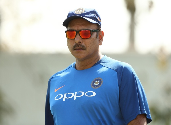 Ravi Shastri | Getty