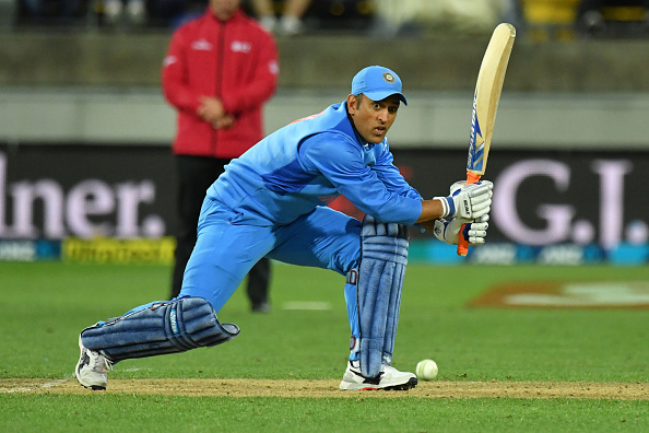 MS Dhoni | Getty