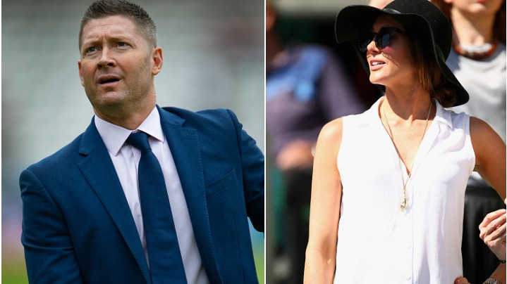 Michael Clarke and wife Kyly announce separation after 7 years of marriage