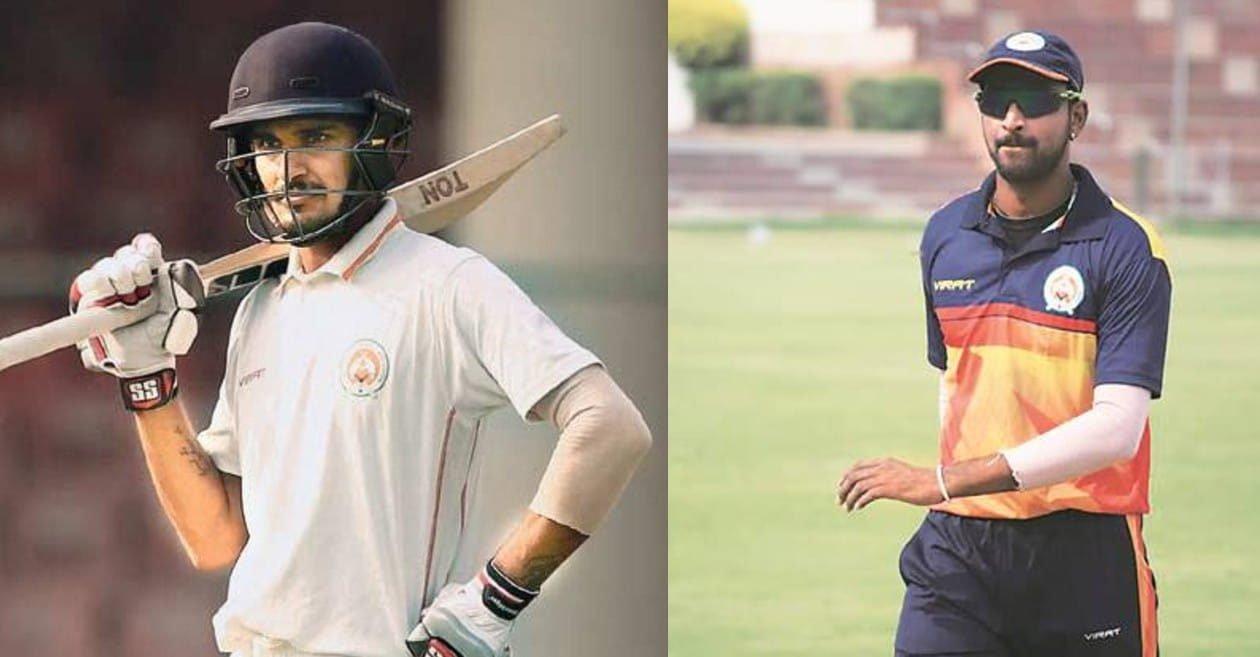 Deepak Hooda had a spat with Krunal Pandya | BCA