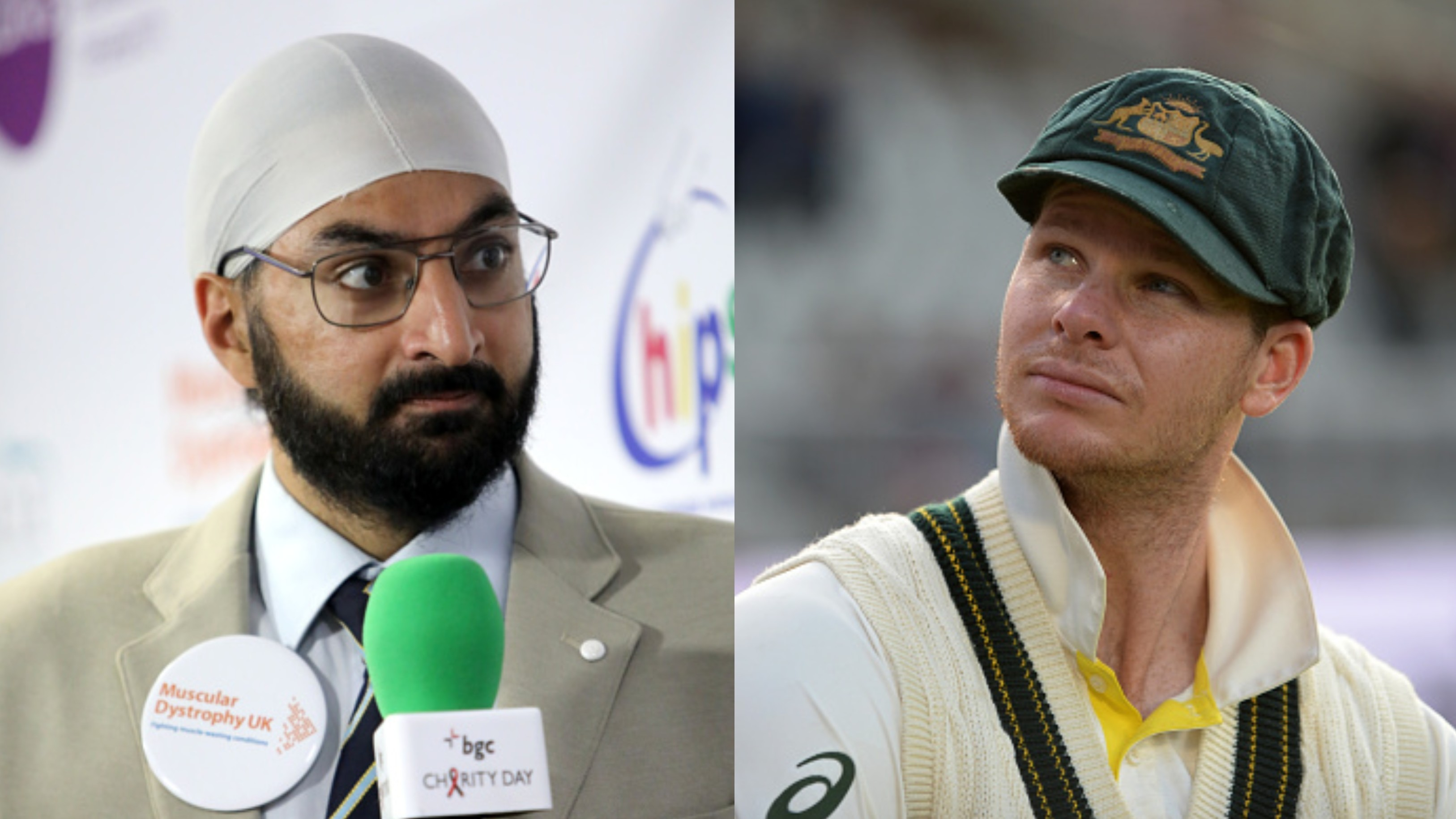 Comparing Steve Smith with any cricketing great is tarnishing their stature, says Monty Panesar