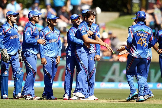 Afghanistan Cricket Team | Getty Images