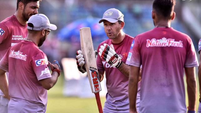 IPL 2018: Ricky Ponting is a very positive person says Shahbaz Nadeem