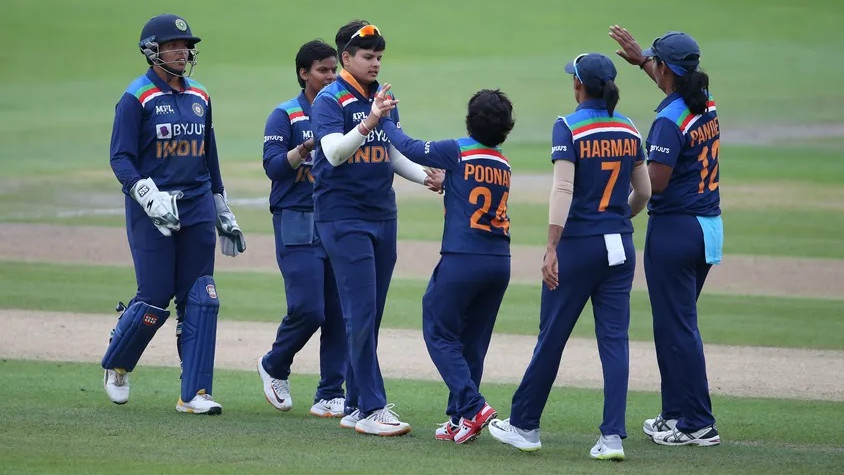 ENGW v INDW 2021: Indian team fined 20% of match fees for slow over-rate in 2nd T20I