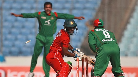 Bangladesh vs Zimbabwe | Getty Images