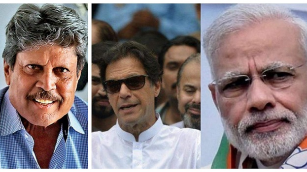Kapil Dev compares Imran Khan with Narendra Modi; says Imran can bring cricket back to Pak