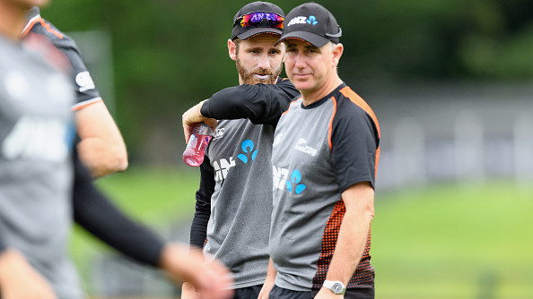 NZ v IND 2019: Building partnerships at the top is the biggest challenge for us, says Kiwi coach Gary Stead
