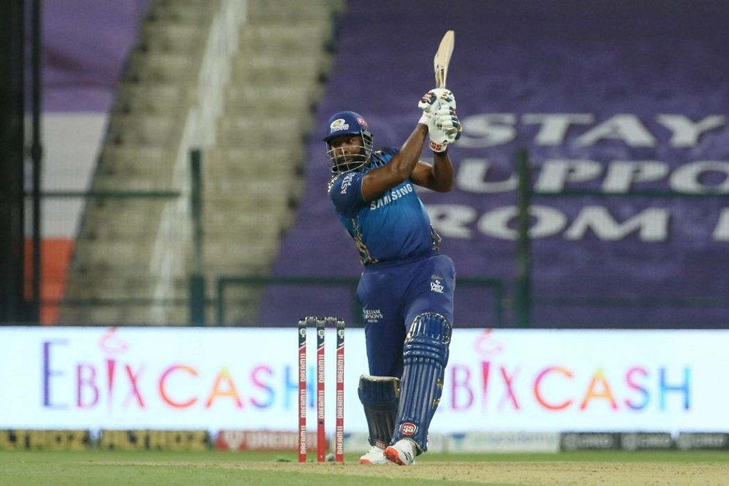 Kieron Pollard will be itching to have a go in the middle | BCCI/IPL