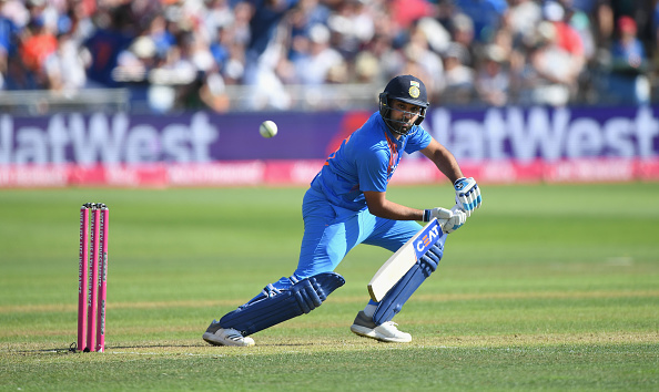 Rohit Sharma | Getty