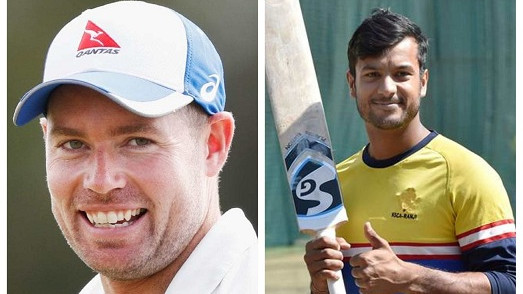 Australia A defeats India A by 98 runs in the first match; Holland takes six, Mayank makes 80