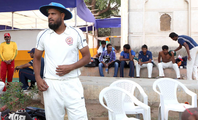 Yusuf Pathan admitted to mistakenly ingesting the banned substance