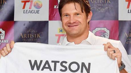 Ball - tampering punishments too harsh, reckons Shane Watson