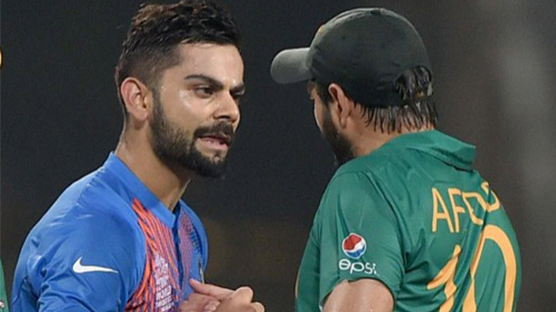Virat Kohli reacts on Shahid Afridi's 'Kashmir' statement, says his interests are always for the benefit of India