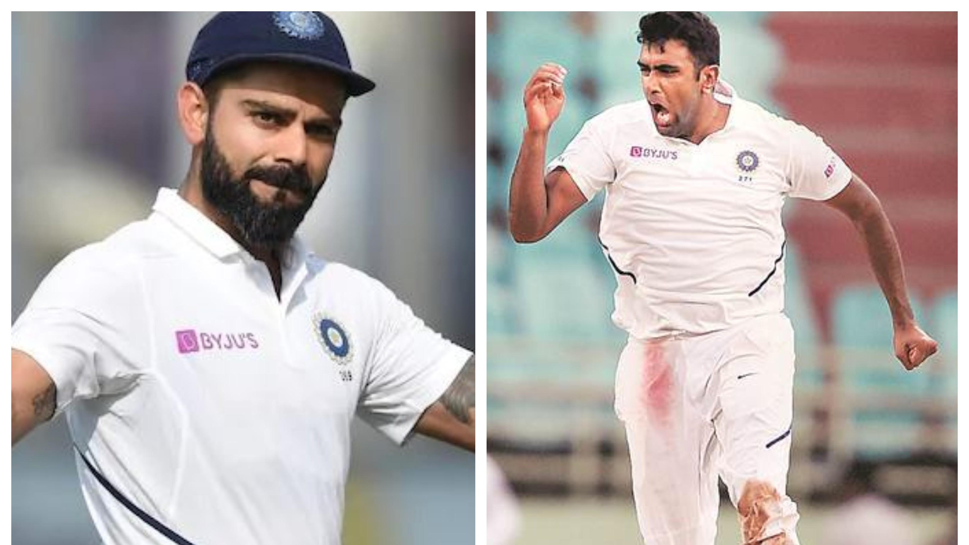 IND v SA 2019: Virat Kohli, R Ashwin make significant gains in ICC Test rankings