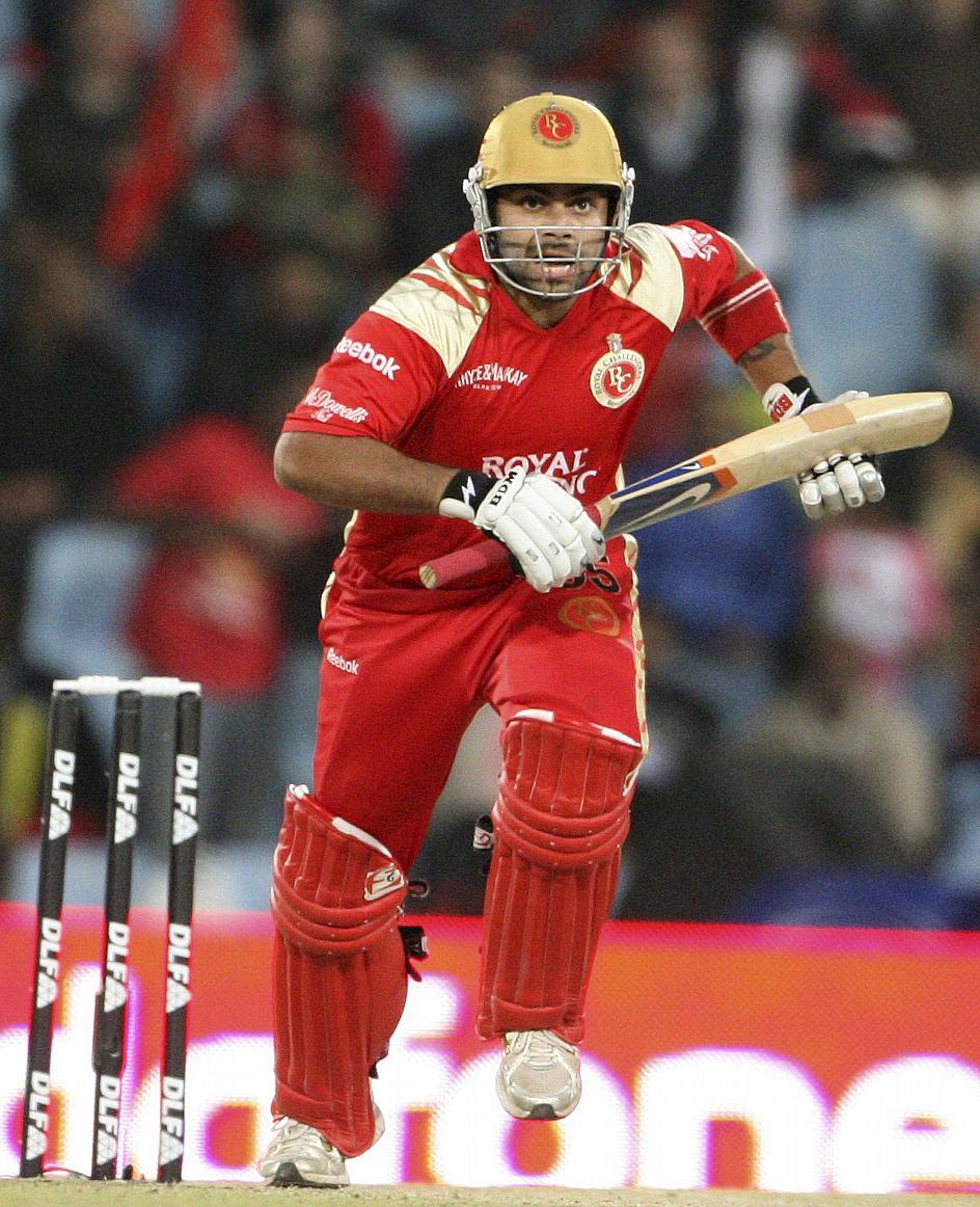 Virat Kohli debuted for RCB in 2008 | Twitter
