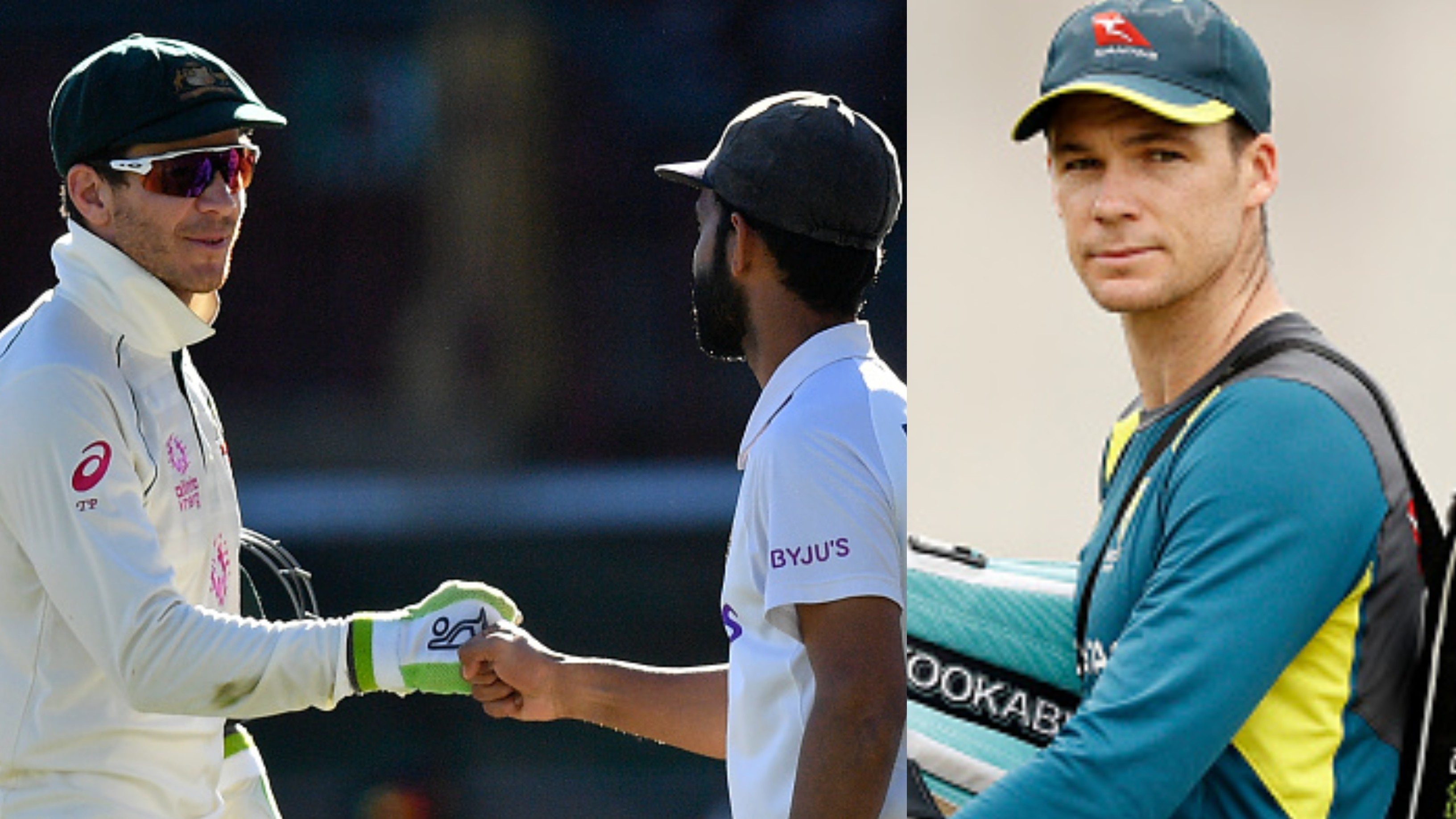 AUS v IND 2020-21: Peter Handscomb calls Tim Paine's criticism for Test series loss an
