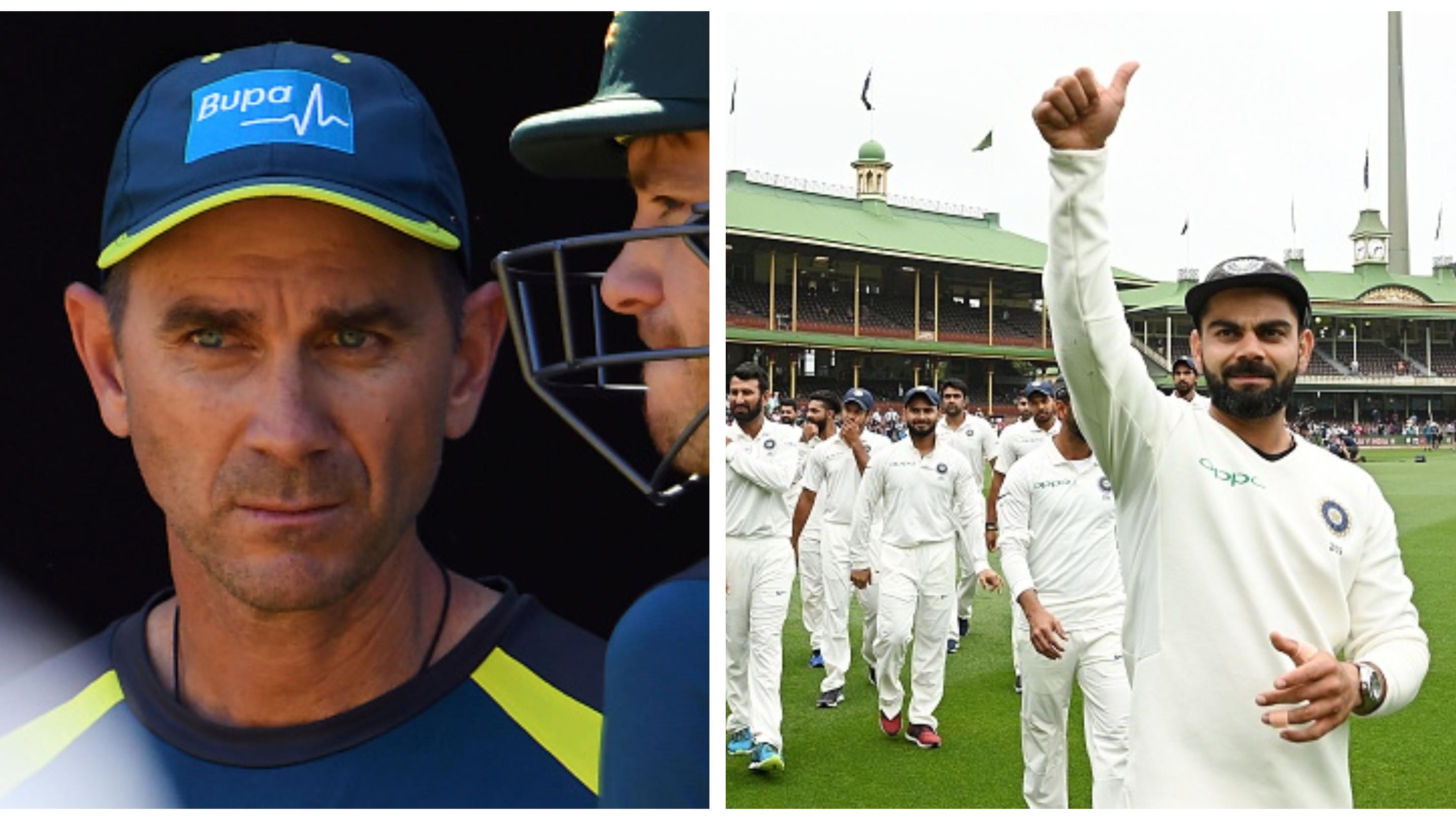 AUS v IND 2018-19: We were India's
