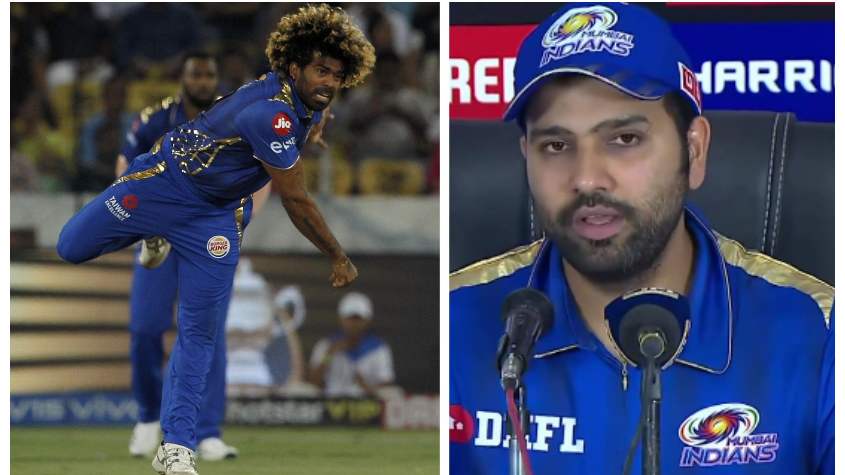 IPL 2019: Rohit Sharma explains why he suggested Malinga to bowl a slower delivery against Shardul
