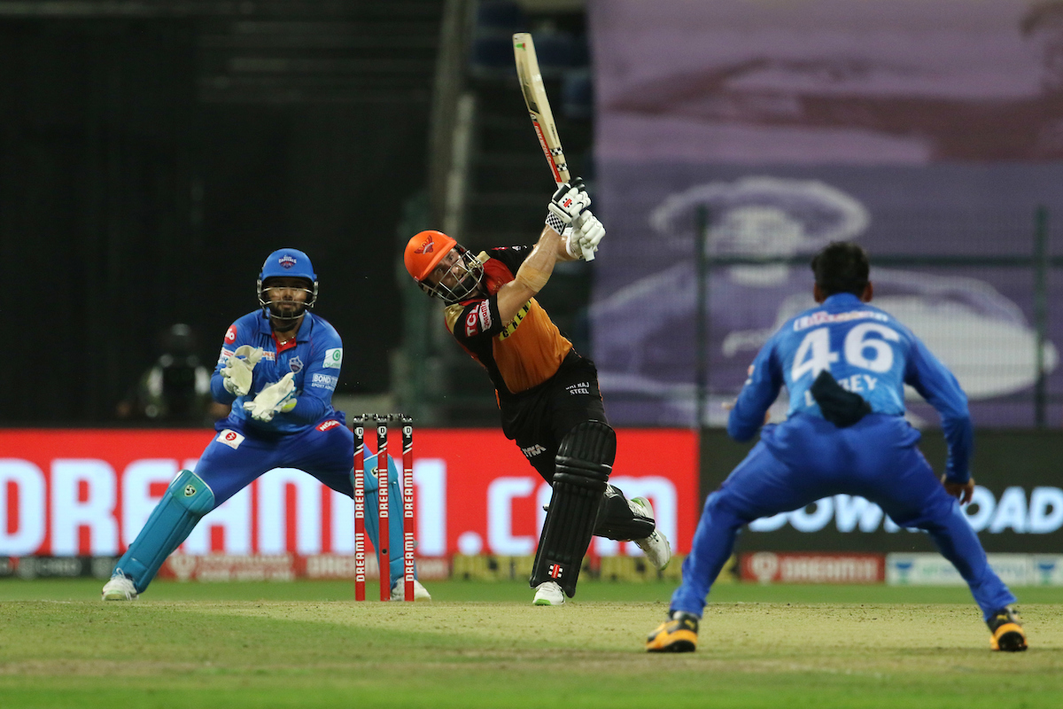 Williamson batted superbly for his 67 in SRH's 17-run defeat | BCCI/IPL