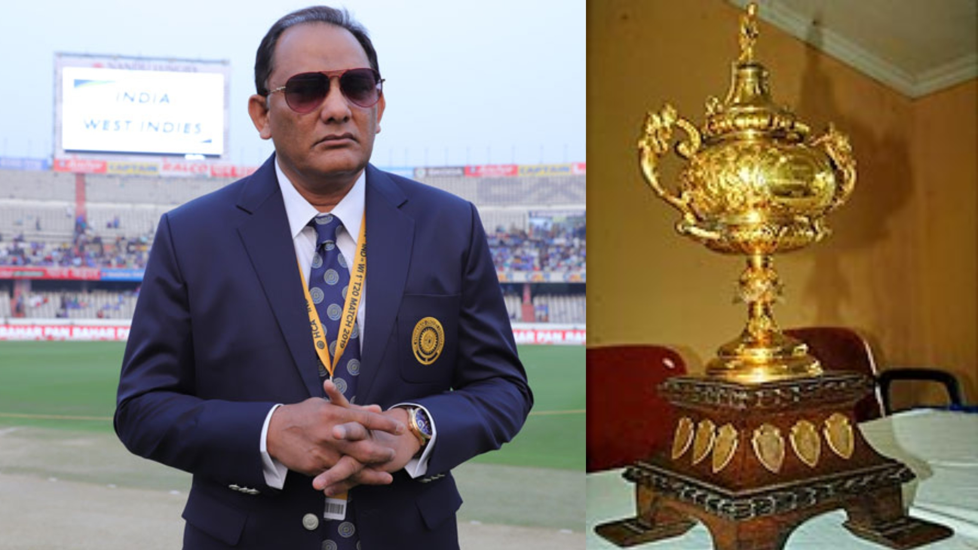 Mohammad Azharuddin aims to revive the prestigious Moin-ud-Dowlah Gold Cup Tournament