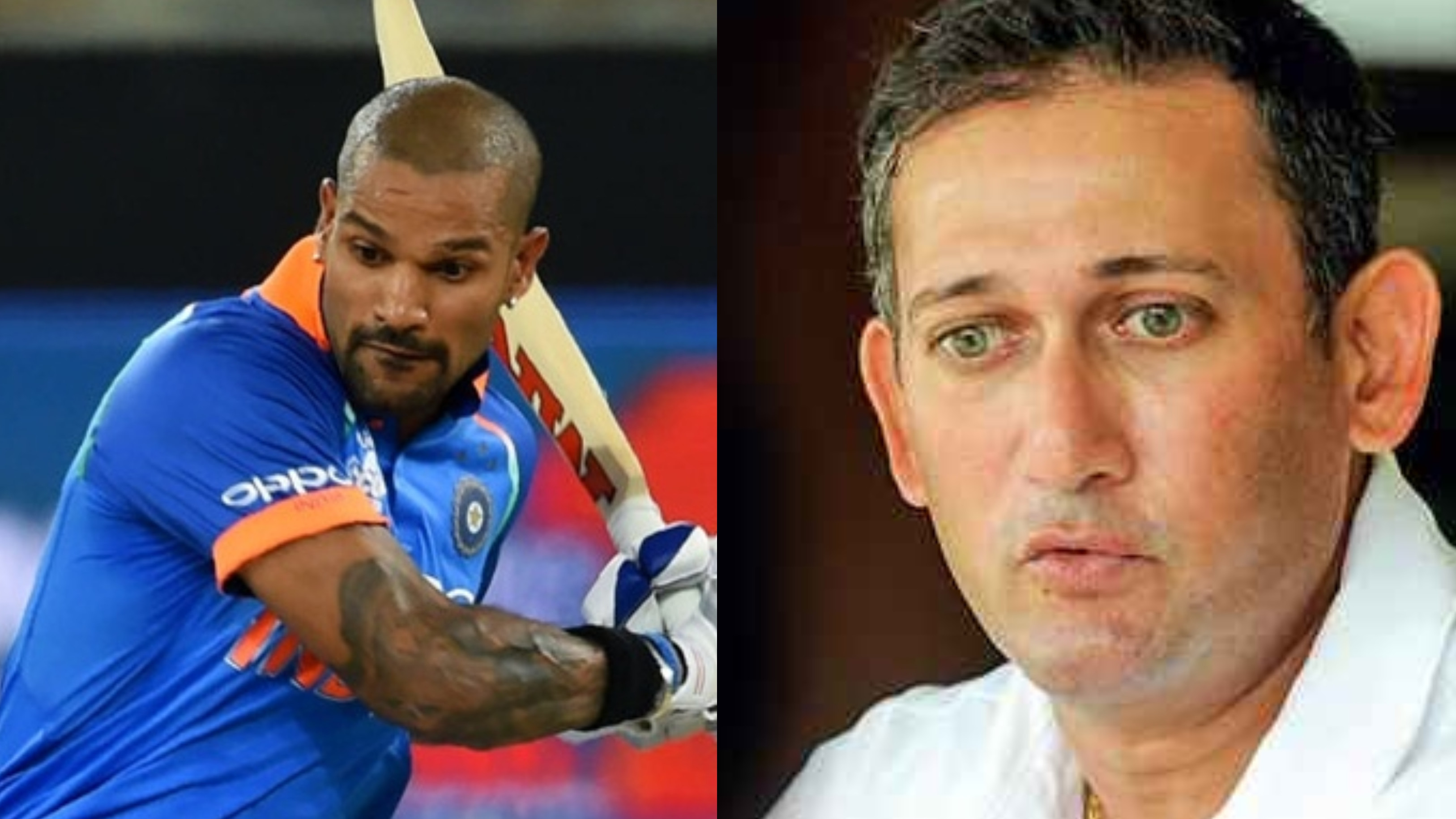 IND v WI 2018: Ajit Agarkar says Shikhar Dhawan will be disappointed with his performances in the ODI series
