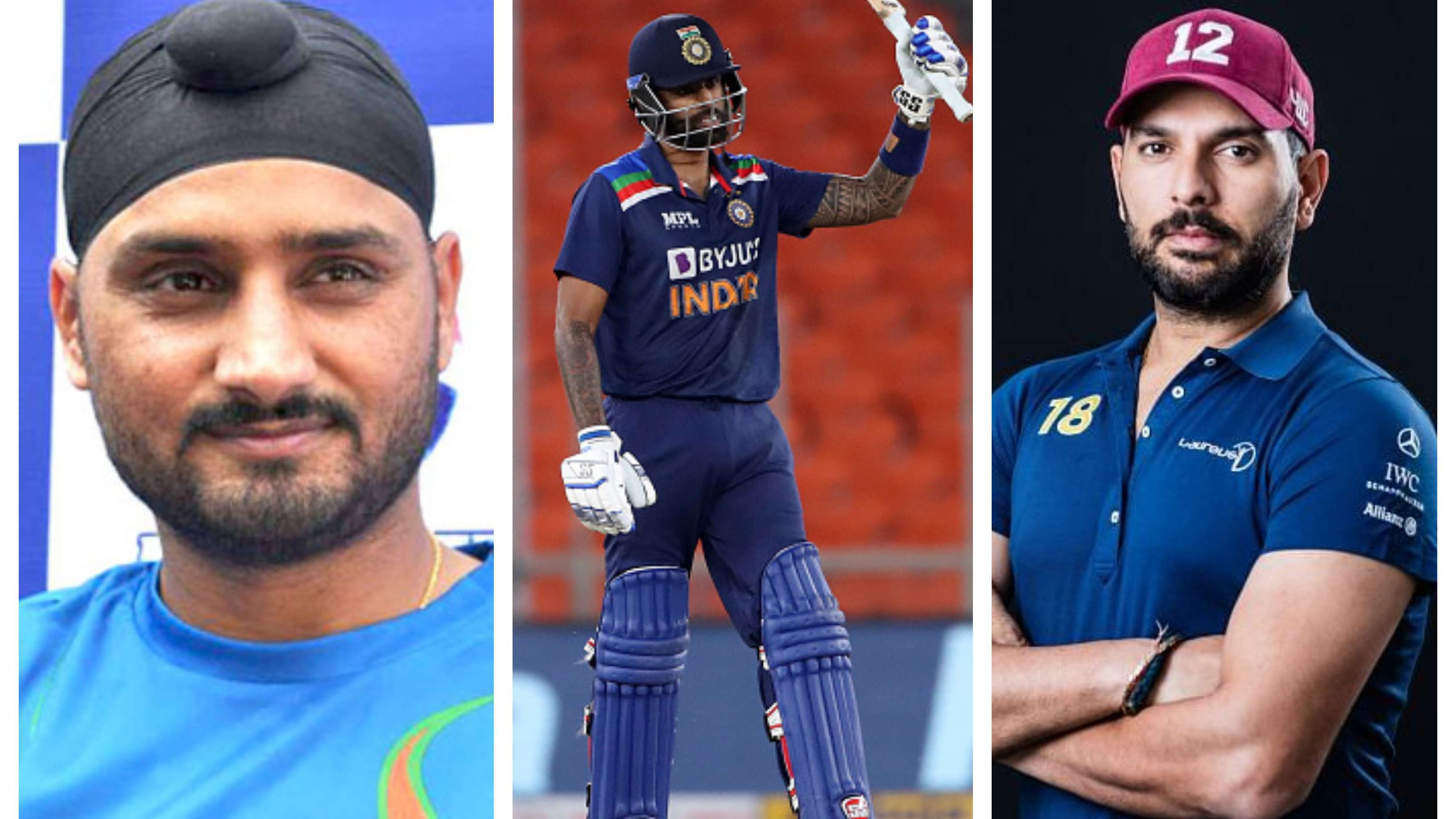 IND v ENG 2021: Indian cricket fraternity lauds Suryakumar Yadav for his dazzling half-century in 4th T20I