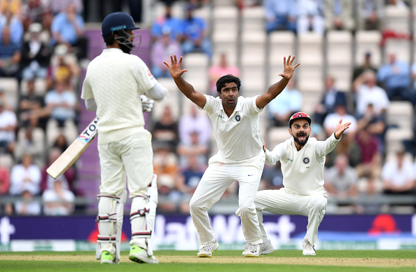 Nobody faces the kind of criticism Ravichandran Ashwin does | Getty
