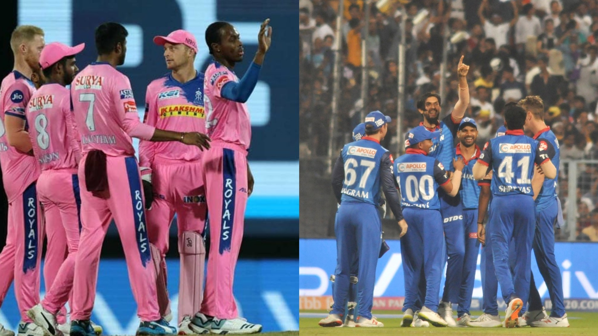 IPL 2019: Match 40, RR v DC – COC Predicted Playing XIs
